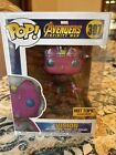 Funko Pop! #307 Marvel Avengers Infinity War Vision (Hot Topic Exclusive) MINT