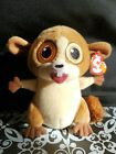 Ty Beanie Baby - MORT the Lemur (Madagascar Movie) RARE CUTE & VHTF 😃😊🙂😀😄😁