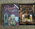 Roseville, Brush McCoy, American Art Pottery Reference Books Lot of 3
