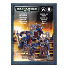 Warhammer 40k Space Marines MASTERS OF THE CHAPTER x4  NIB Resin