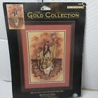 Dimensions Buffalo Call Gold Collection Counted Cross Stitch Native 35076