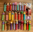 Lot 28 PEZ Candy Collectible Vintage and 1 New Timon