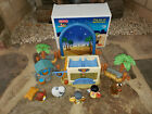 Fisher Price Little People CHRISTMAS NATIVITY THE INN AT BETHLEHEM RARE N6012