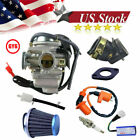 24mm Carburetor + Intake Manifold For GY6 150cc Scooter Moped Roketa Carb TAOTAO