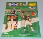 Tim Couch 1999 2000 Starting Lineup Extended Series Cleveland Browns
