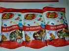 THREE 2lb BAGS  6 POUNDS of JELLY BELLY 49 FLAVORS Jelly Beans Exp 06 2022