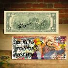 Willy Wonka LIFE IS BEAUTIFUL HAND SIGNED 2 Bill Rency Art S N Ltd of 99