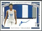 2020-21 Panini Flawless Collegiate Basketball Cards - Checklist Added 27