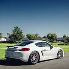 19 RUGER MESH FLOW FORGED WHEELS FOR PORSCHE 986 987 BOXSTER S CAYMAN S