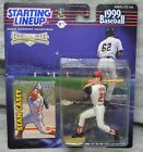 Vintage New Hasbro 1998 Starting Lineup SEAN CASEY 1999 MLB Extended Series