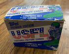 1984 Topps Complete 132 Card USFL Set - Jim Kelly, Steve Young & More!