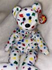 Ty 2k 1999 Beanie Baby. Great Condition. Retired Confetti Colors
