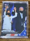 2020 Topps Now Election Trading Cards - Inauguration Print Runs 15