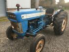 ford 3000 tractor with very rare reduction box lovely patina and running order