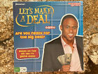 LETS MAKE A DEAL 2010 Pressman Game Based on CBS Game Show NEW