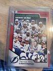 2020 Upper Deck Tampa Bay Lightning Stanley Cup Champions Hockey Cards 11