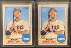 2017 Topps Heritage High Number Baseball Cards 64