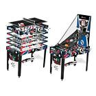 Multi Game Combination Table Set Available in 48 12 in 1 Combo Game