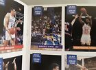 SHAQUILLE ONEAL 1990 91 Big Blue Basketball Complete Set Magazine 1st Card