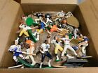 Starting Lineup open/loose lot 100 figures 1989/1990 and up NFL/NBA/MLB/NHL