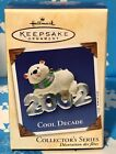 HALLMARK 2002 COOL DECADE POLAR BEAR 3RD SERIES THIRD PALS FROSTY FRIENDS