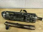 Two Brothers Racing Carbon Fiber Exhaust Pipe Muffler Slip On