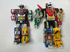 Vintage Voltron Diecast GOLION  Voltron III Lot Of 2 Not Complete