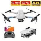 New F8 Drone 4K HD Dual Camera Fast Mini Drone With Gesture Control Function 5G