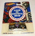ERROR CARD Grateful Dead 2013 Hot Wheels VW Volkswagen T1 Panel Bus Drag Truck