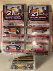 21st Annual HOT WHEELS NATIONALS CONVENTION 5 CAR SET KOMBI  DRAG BUS+3 MORE