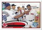 2012 Topps Update Series Baseball Variations and Short Prints Guide 35
