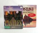 SEALED LOT Interplay CASTLES 1 + 2 MS-DOS 5.25
