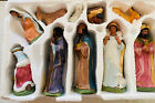 Nativity Set Hand Painted Porcelain Home Collection