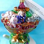 Vintage Christopher Radko Two by Two Noah's Ark 2001 01-0214-0 RETIRED Animals