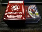 2015 Panini Alabama Crimson Tide Collegiate Collection 80 Card Complete Set