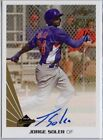 Soler Flair: The Top Jorge Soler Prospect Cards 26