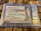 2013 Sportkings Owner's Box Cut Signature Connie Mack Auto 1 1 BGS 9