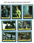 1983 Topps Star Wars: Return of the Jedi Series 2 Trading Cards 23