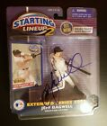 Signed Jeff Bagwell Starting Lineup 2 Extended Series 2001 Houston Astros HOF