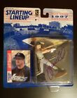 Signed Jeff Bagwell 1997 Starting Lineup  Houston Astros HOF