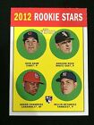 2012 Topps Heritage Variations Short Prints Revealed 30