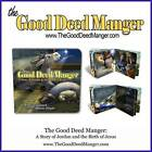 The Good Deed Manger A Story of Jordan  the Birth of Jesus Board book GOOD