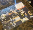 Drew Brees Rookie Cards Checklist and Autographed Memorabilia Guide 62