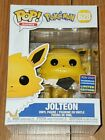 Funko Pop Games #628 Jolteon Pokemon Diamond WonderCon Shared Exclusive