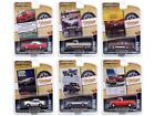 Vintage Ad Cars Set of 6 pieces Series 4 Diecast 164 Model Greenlight 39060
