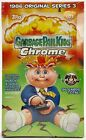 2020 Topps Chrome Garbage Pail Kids Series 3 Hobby Box BRAND NEW & SEALED