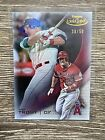 2016 Topps Gold Label Mike Trout Class 2 Red 50
