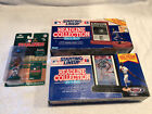 1992 Starting Lineup Headline Collection Cecil Fielder Ricky Henderson Lot Of 3