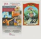 Catfish Hunter Cards, Rookie Card and Autographed Memorabilia Guide 14