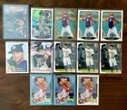 2013 Bowman Chrome Baseball Prospect Variation Short Prints Guide 52